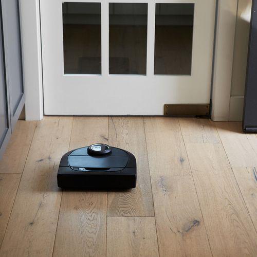 【ネイトロボティクス】ロボット掃除機 BV-D502 グレー 100×321×335mm