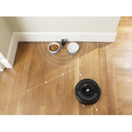 【アイロボット】ロボット掃除機 ルンバe5 約径35.1×高さ9.2cm