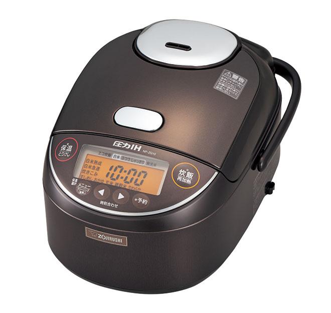 【象印】圧力IH炊飯ジャー 約幅25.5×奥39×高さ21.5cm