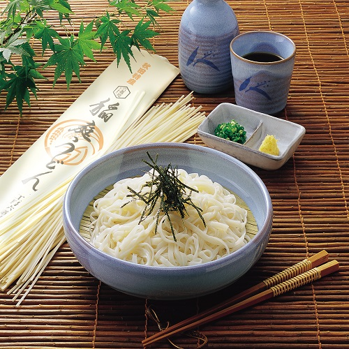 【秋田県】秋田稲庭うどん [乾麺]180g×18袋