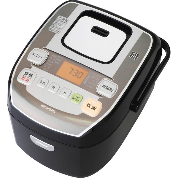 【アイリスオーヤマ】 米屋の旨み 銘柄炊き 圧力IHジャー炊飯器(5.5合) RC-PA50B(562099)