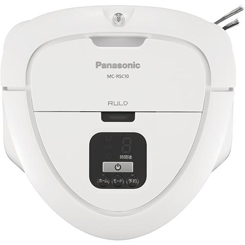 【パナソニック】ロボット掃除機 ルーロミニ