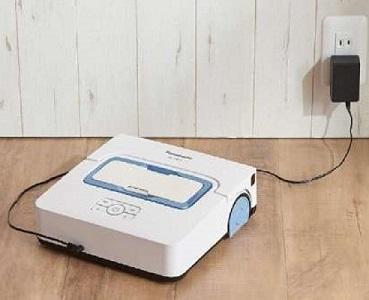 【パナソニック】床拭きロボット掃除機 ローラン