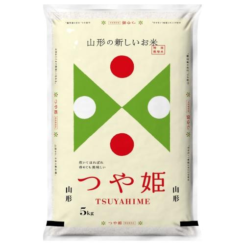 【山形県産】つや姫(5kg×1袋)