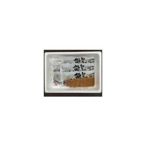 【北海道】北海道 知床羅臼 鮭のちゃんちゃん焼き ちゃんちゃん焼き用秋鮭味噌漬切身80g×6枚、添付味噌たれ30g×6袋