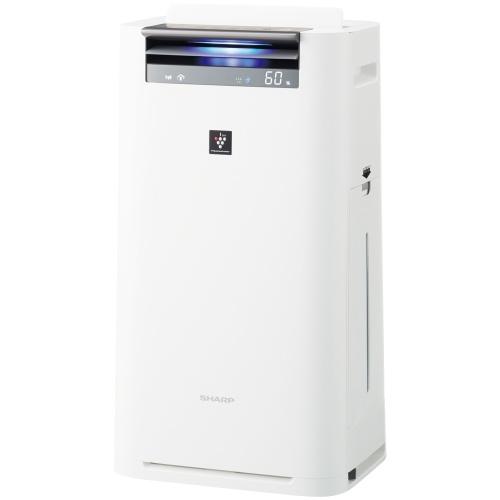 シャープ 加湿空気清浄機 KI-JS50-W