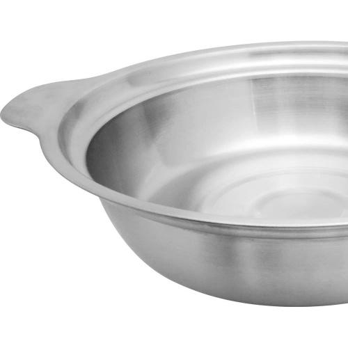 【燕三】卓上鍋&IHクッキングヒーター(卓上鍋=サイズ(約):直径26×深さ6.5cm、容量3L)