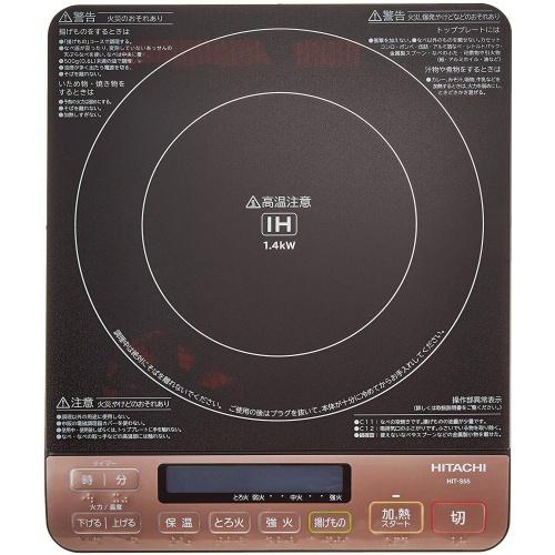 【日立】IHクッキングヒーター 高さ55mm×幅300mm×奥行366mm