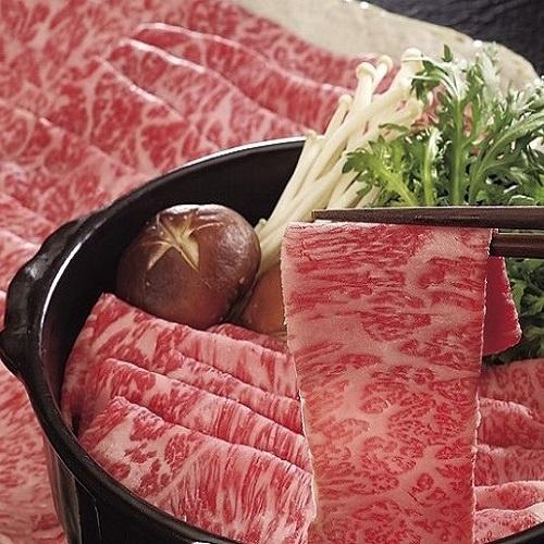 【滋賀県】近江牛すき焼き カタ 約1,000g