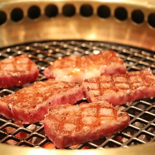 松阪牛焼肉 カタ バラ 約400g