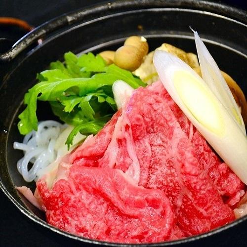 松阪牛すき焼 モモ バラ 約1050g