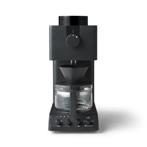 【ツインバード工業】全自動コーヒーメーカー 本体/約幅16×奥33.5×高さ36cm