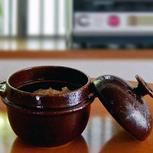 【クリヤマ】レンジで玄米炊飯セット
