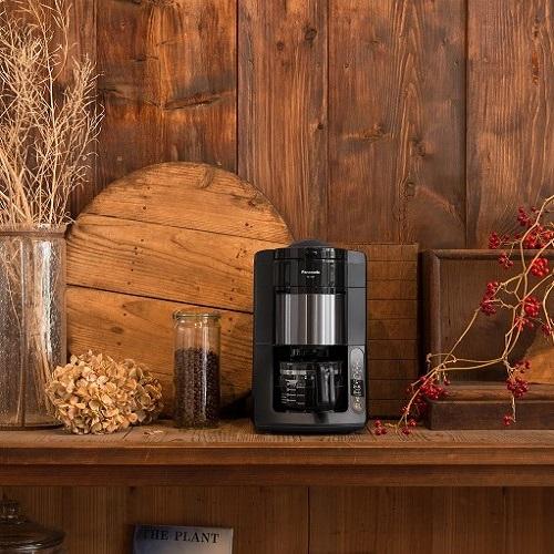 【パナソニック】沸騰浄水コーヒーメーカー 幅220×奥行245×高さ345mm