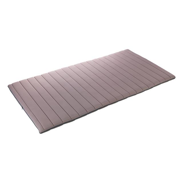 【エアウィーヴ】エアウィーヴ 四季布団 シングル 幅約100 × 長さ約195 × 厚さ約8cm 茶色