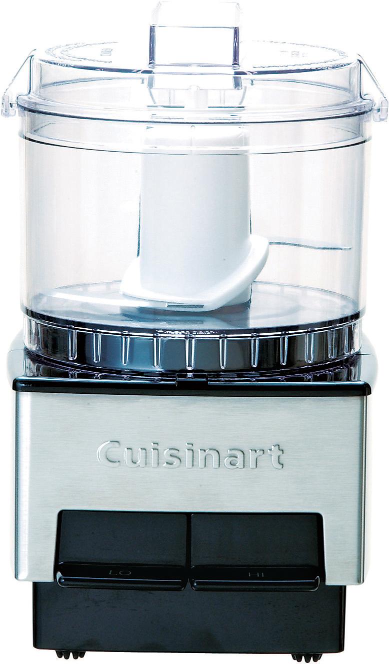 【Cuisinart(クイジナート)】ミニプレッププロセッサーブラッシュステンレス 約幅11×奥15×高さ20cm・500ml