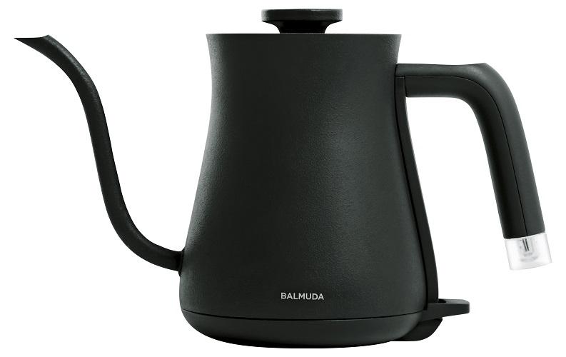 【バルミューダ】バルミューダ ザ・ポット(ブラック) 0.6L