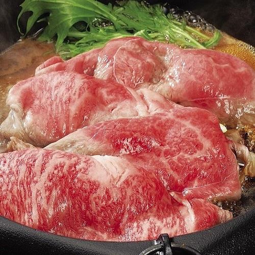 松阪牛すき焼 モモ バラ 約350g
