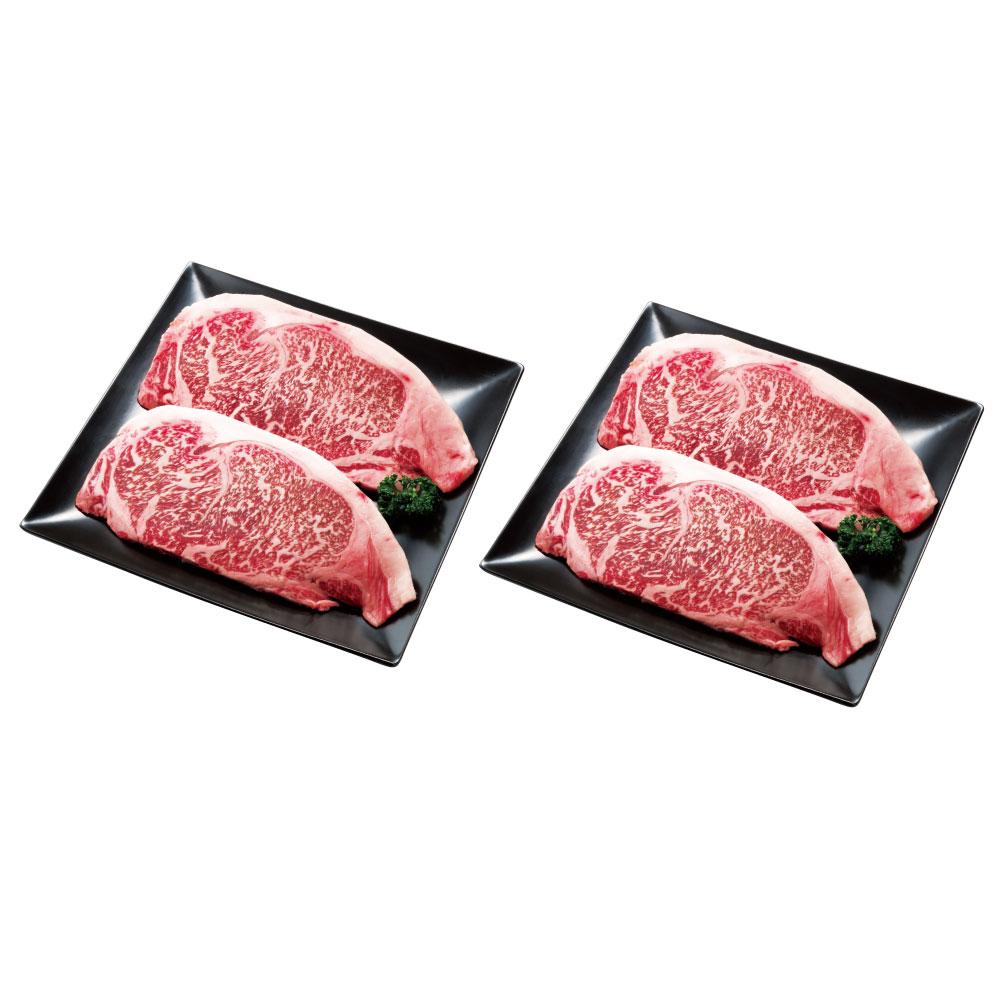 【北海道】ふらの和牛サーロインステーキ800g
