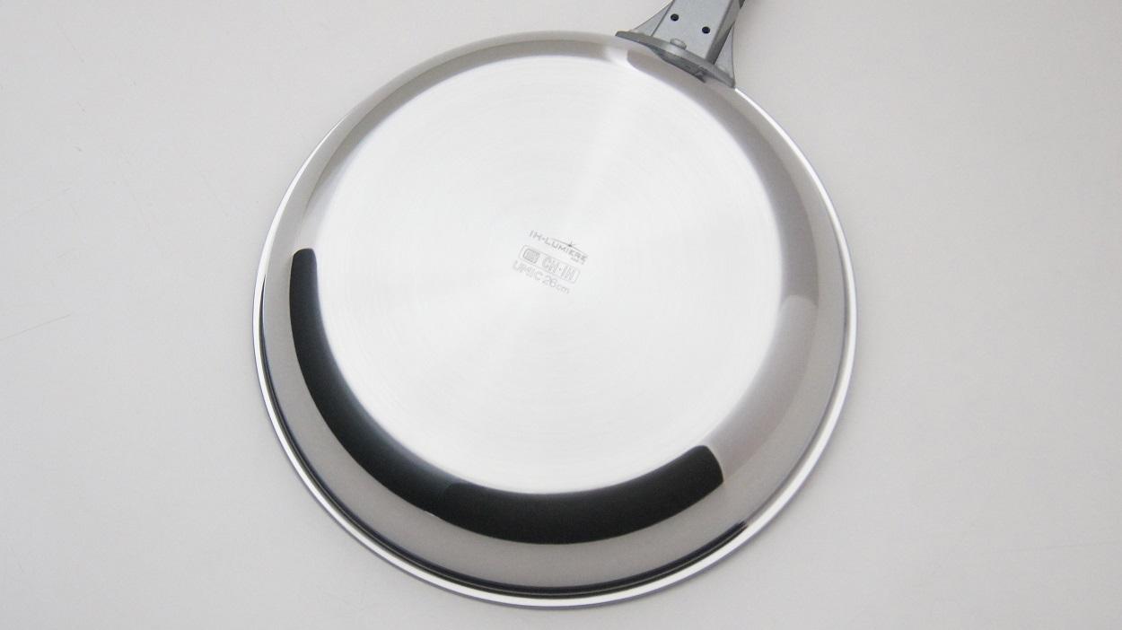 【ウルシヤマ金属工業】IHルミエール フライパン5点セット ディープフライパン・フライパン・他3種