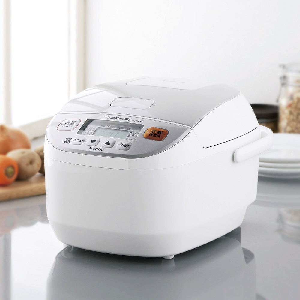【象印】マイコン炊飯ジャー 約幅26.5×奥37×高さ21.5cm(1~5.5合炊き)