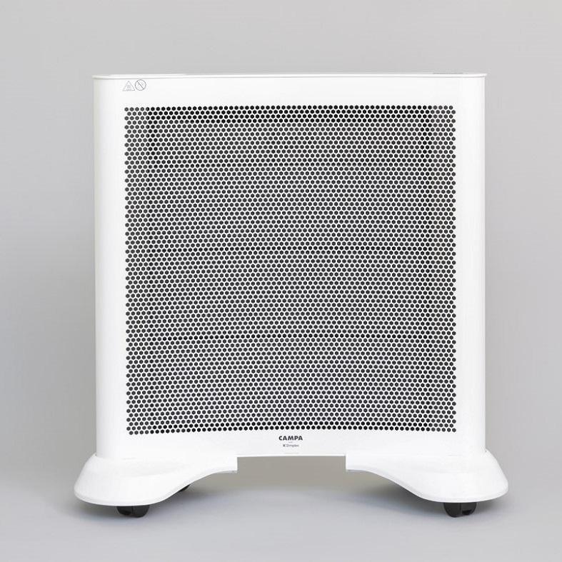【Dimplex】CAMPA photonⅡ 62.3×25×高さ60.9cm ホワイト
