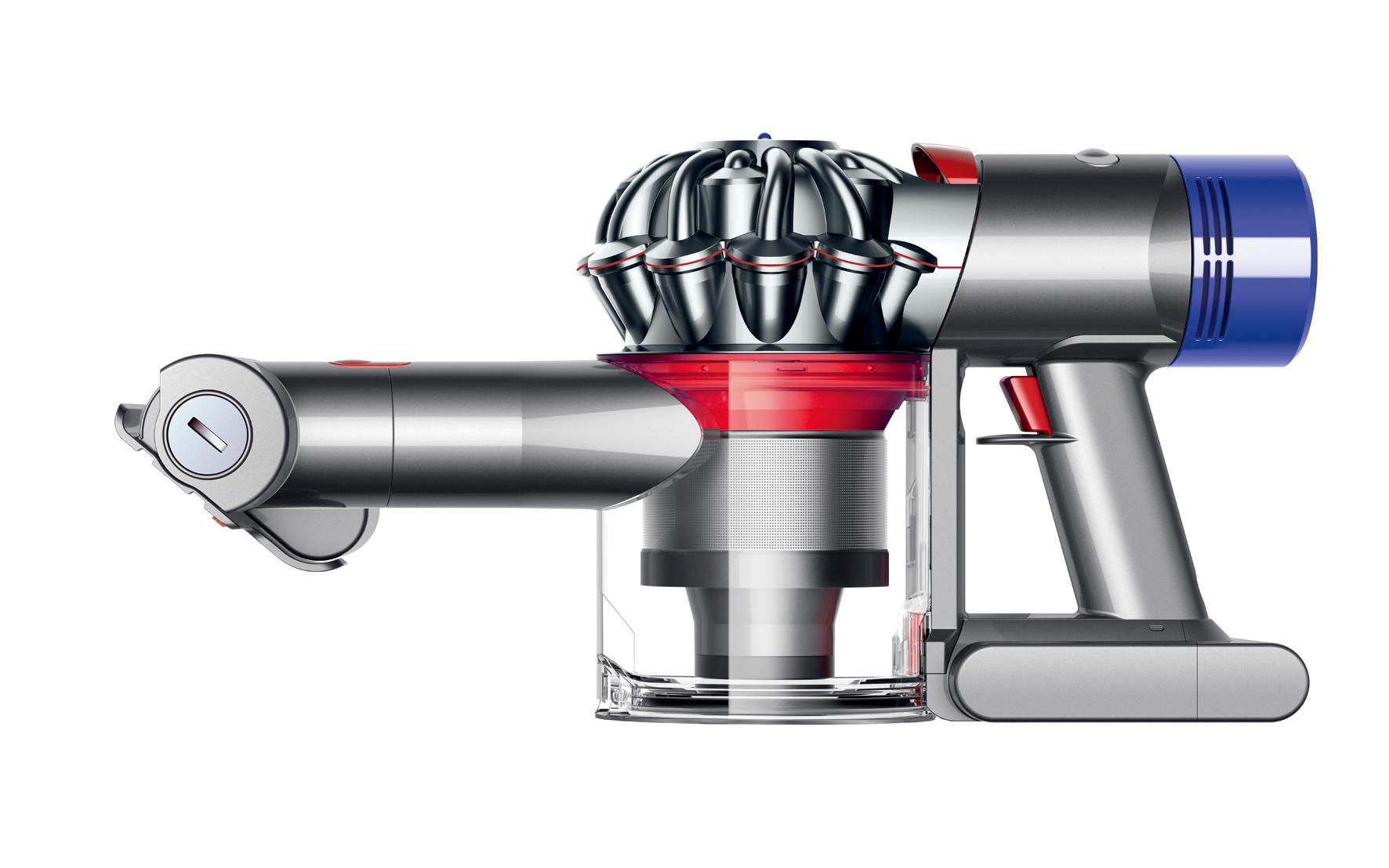 【ダイソン】Dyson V7 Triggerpro 約14.4×40.4×高さ20.6cm(約1.76kg) アイアン/ニッケル