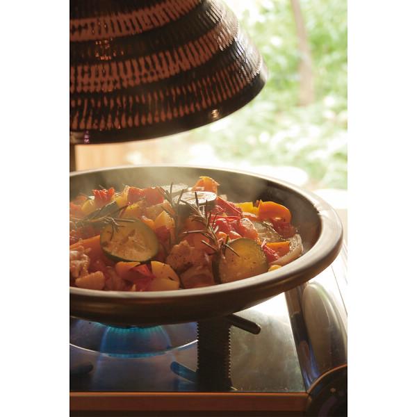 陶板土鍋 ふっくらさん