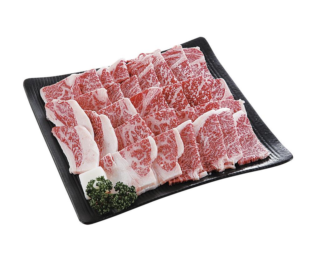 【三重県】松阪牛 焼肉用450g
