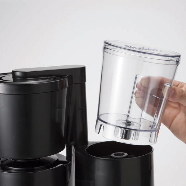 【メリタ】コーヒーメーカー(5杯用)&電動ミル