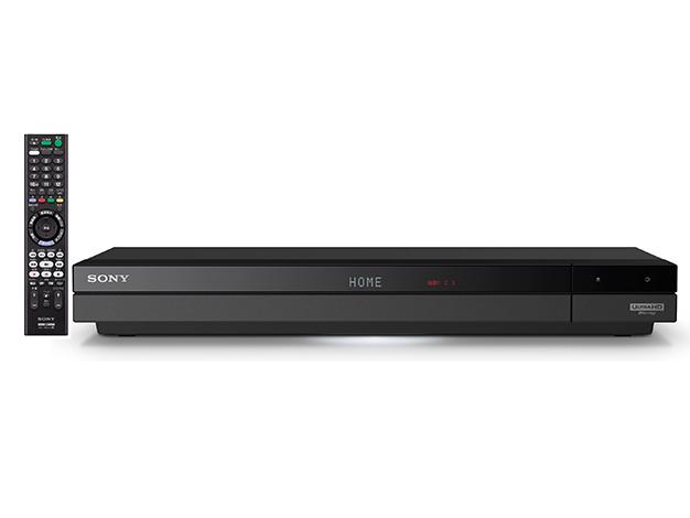 【ソニー】4Kチューナー内蔵Ultra HD ブルーレイ/DVDレコーダー(4TB) BDZ-FBT4000
