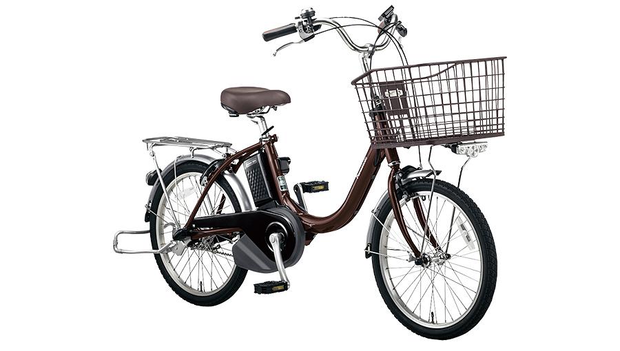 【2020年モデル】パナソニック ビビ・L・20 電動自転車 チョコブラウン(T2E) 20インチ