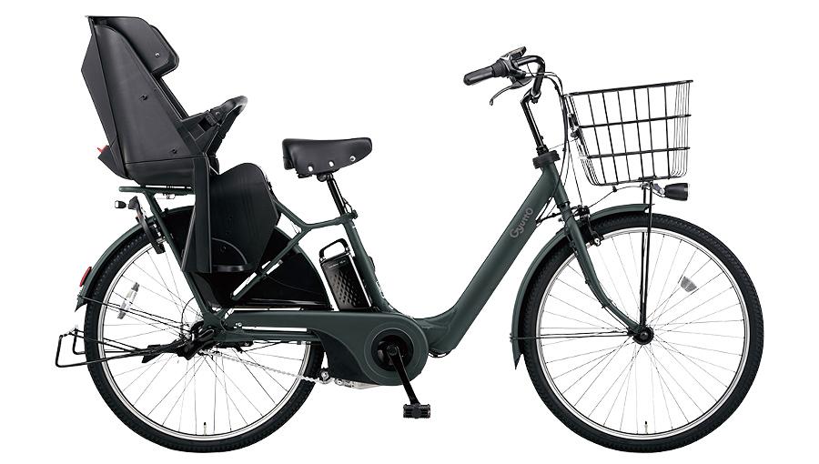 【2020年モデル】パナソニック ギュット・アニーズ・DX・26 電動自転車 マットディープグリーン(GA0) 26インチ