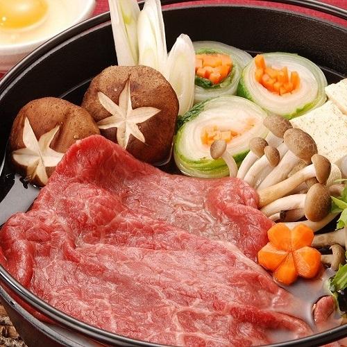 仙台牛すき焼 モモ バラ 約350g