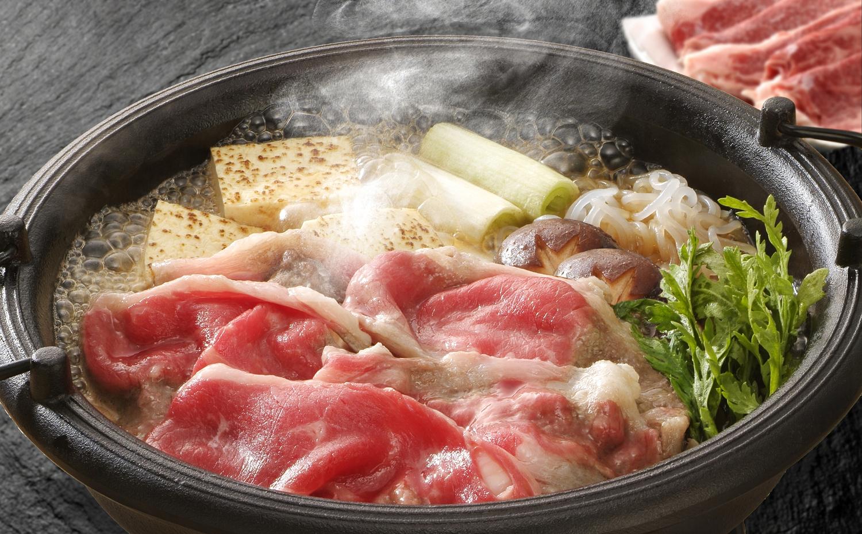仙台牛すき焼 モモ バラ 約700g