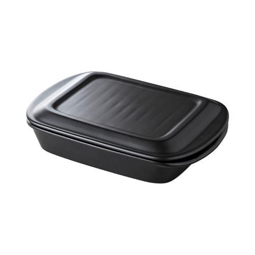 萬古焼 G−BOX(黒) 【日本製】