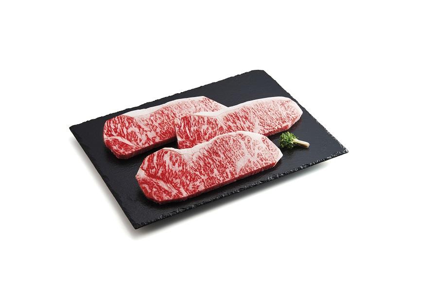 【岐阜県】飛騨牛ステーキ用サーロイン200gx3枚