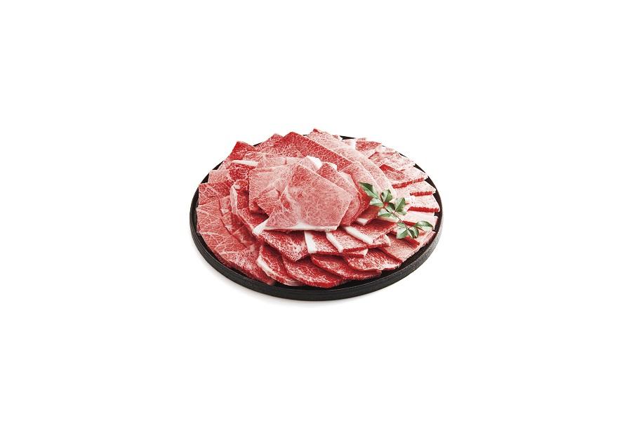 【茨城県】常陸牛焼肉用肩1.2kg