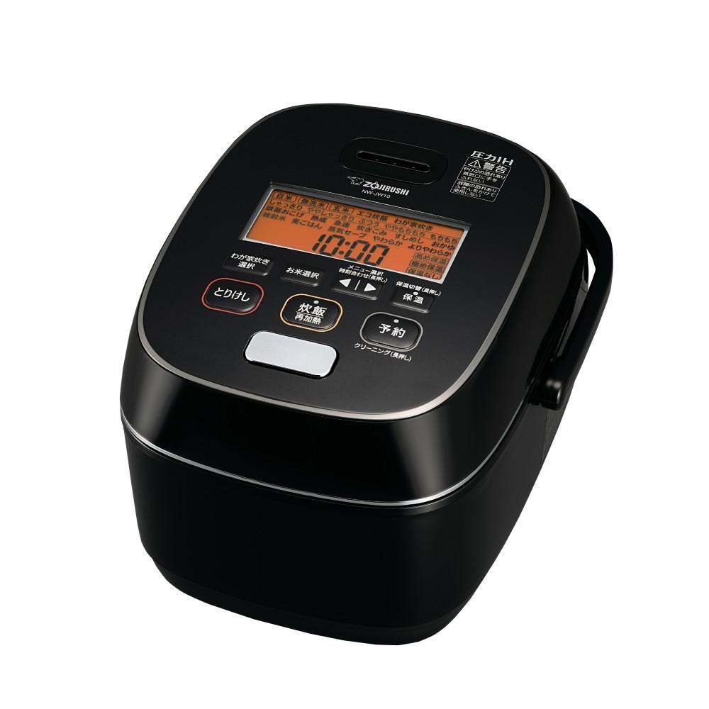 【象印】5.5合炊き 圧力IH炊飯ジャー NW-JW10(BA)