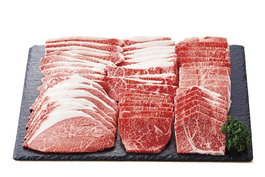 【熊本県】和王 焼肉用 肩1.2kg