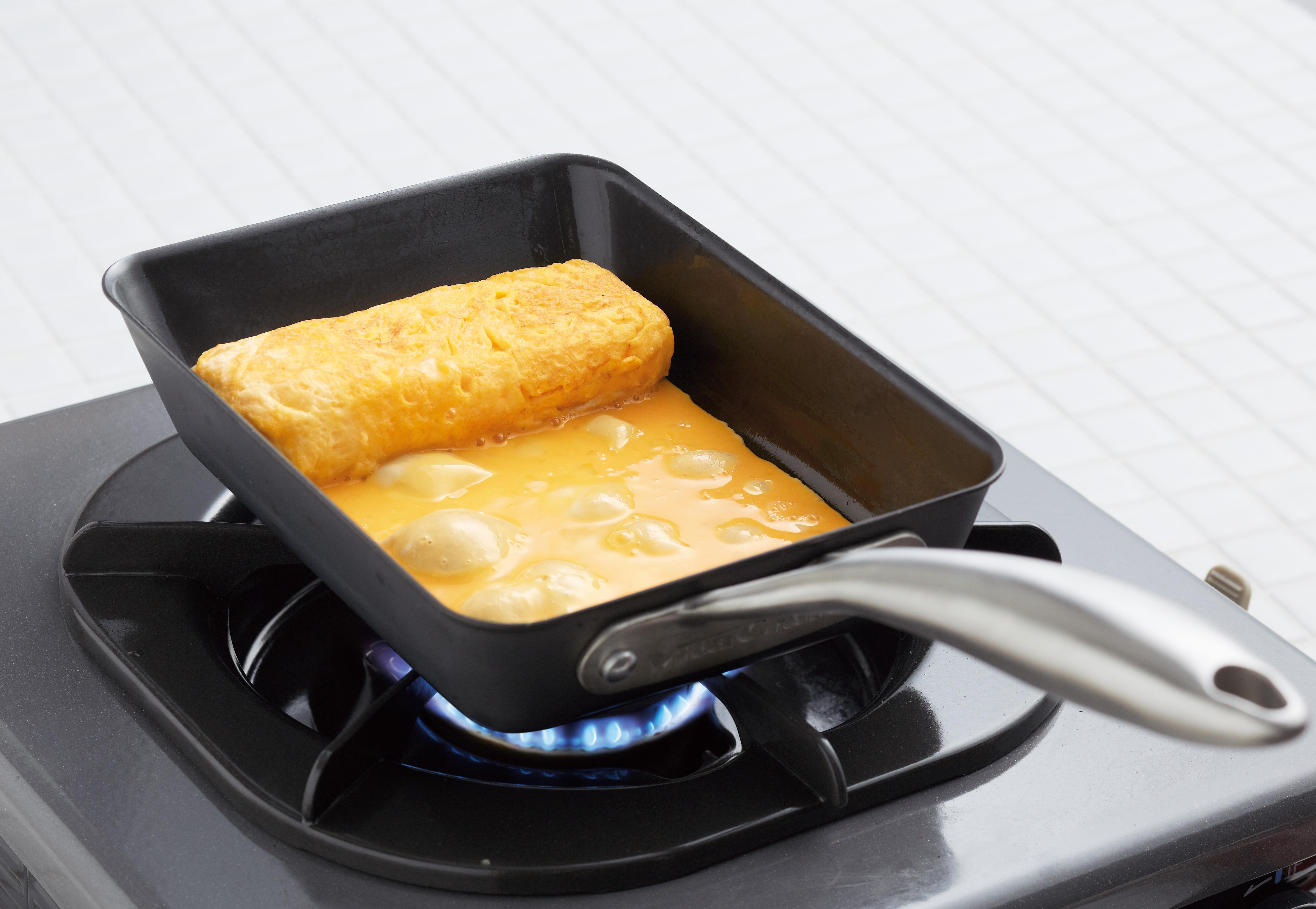 【ビタクラフト】スーパー鉄 エッグパン
