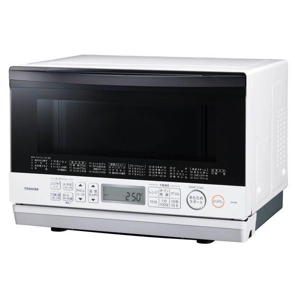 【東芝】ER-V60(W) [スチームオーブンレンジ 石窯オーブン 23L グランホワイト]