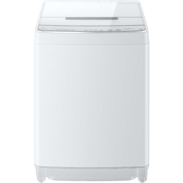 【標準設置工事付】東芝AW-10SD9(W)[全自動洗濯機 ZABOONウルトラファインバブル洗浄W 10kgグランホワイト]
