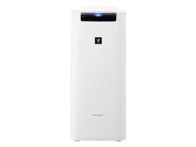 【シャープ】KI-NS40-W [加湿空気清浄機 プラズマクラスター25000 ホワイト系]