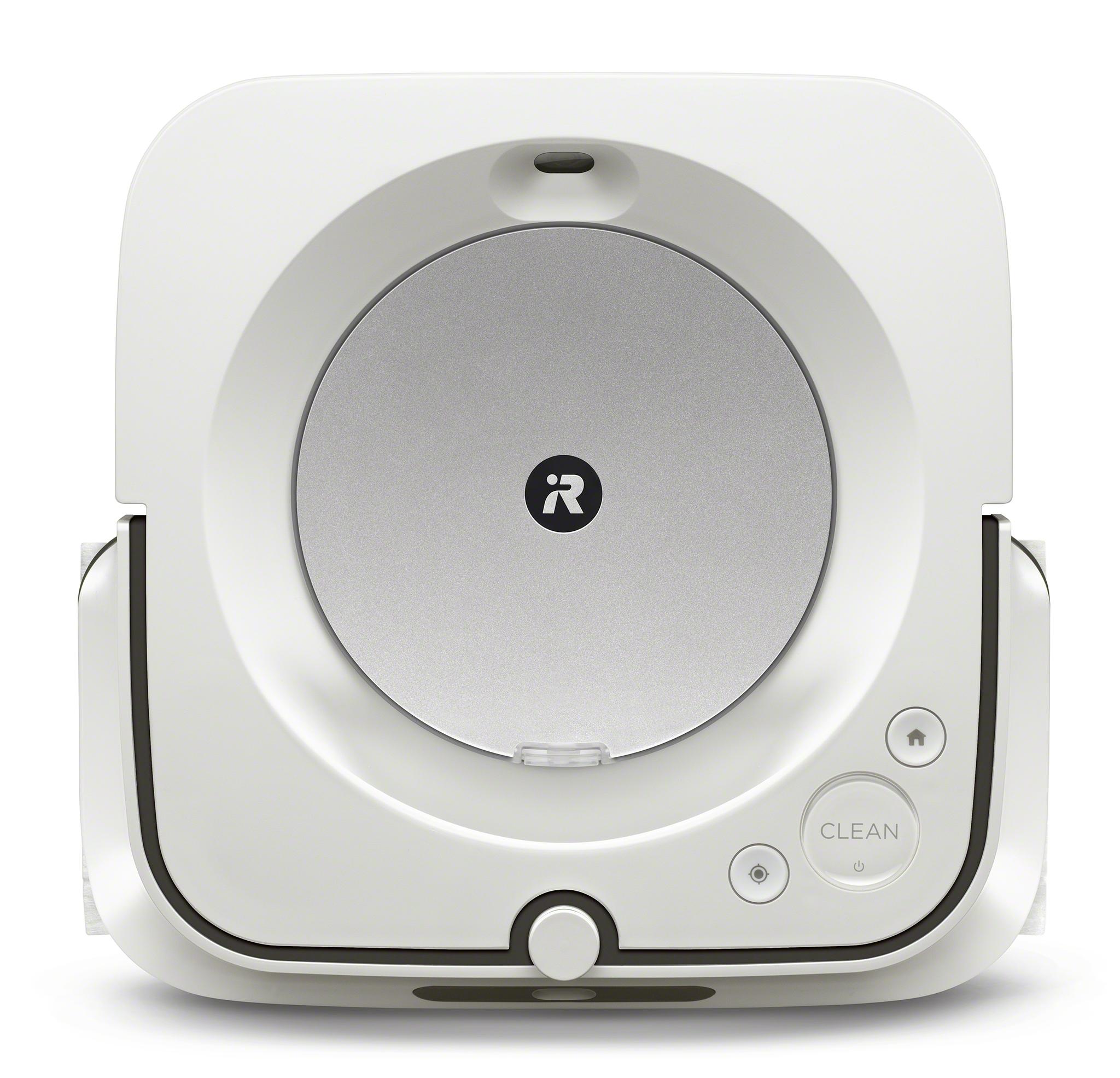 【アイロボット】ロボット掃除機 ルンバe5/床拭きロボット ブラーバ ジェットm6 セット ホワイト