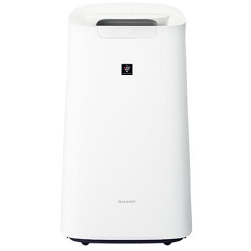 【シャープ】KI-NS70-W [加湿空気清浄機 プラズマクラスター25000 ホワイト系]