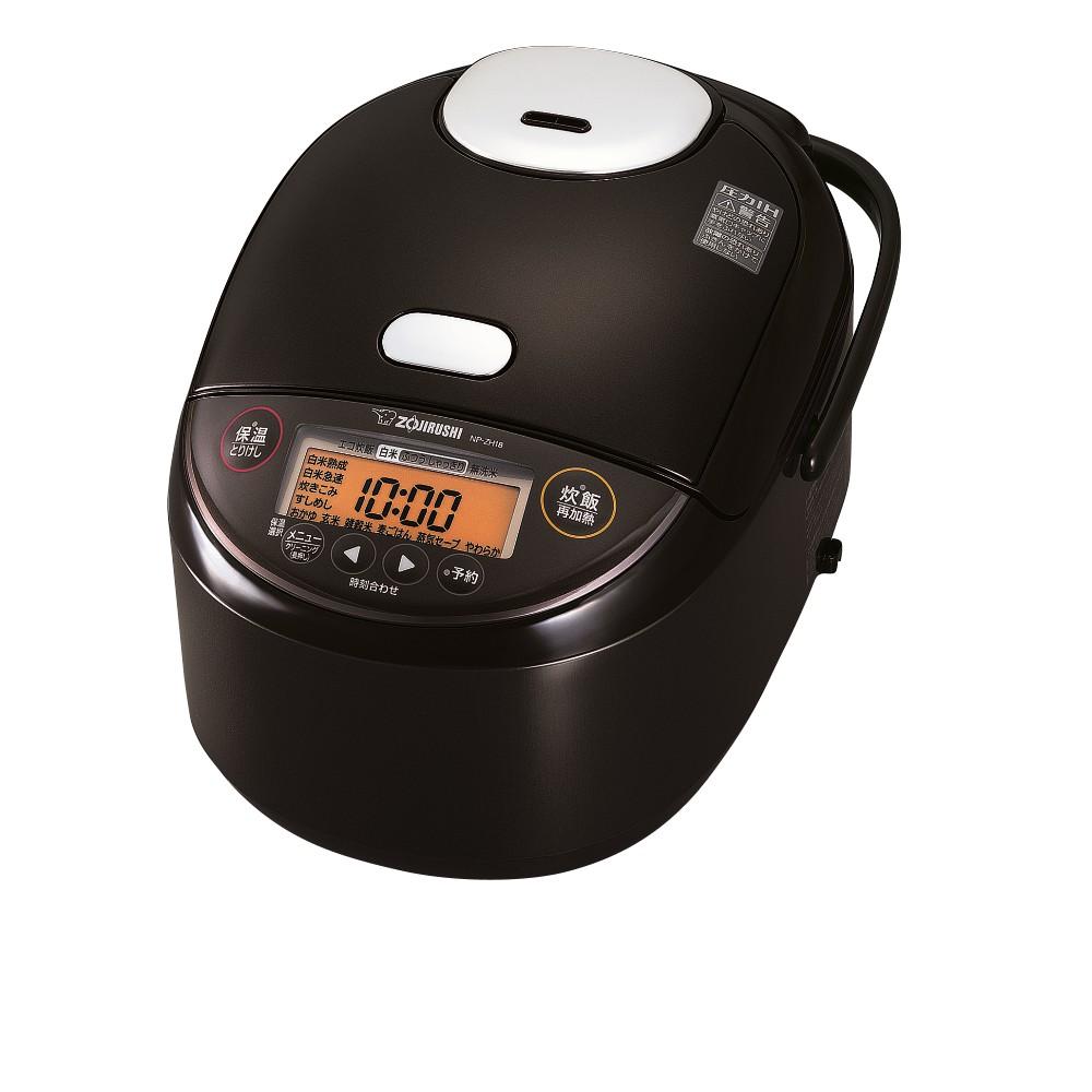 【象印】1升炊き 圧力IH炊飯ジャー NP-ZH18(TD)
