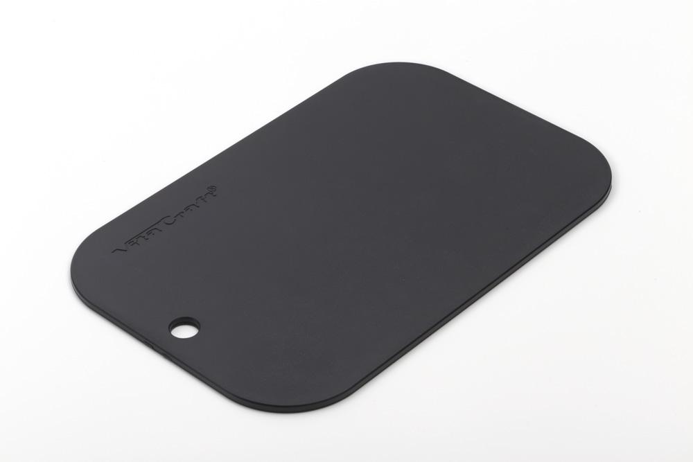 【ビタクラフト】ビタクラフト抗菌まな板 横37×縦24×厚さ0.6cm ブラック