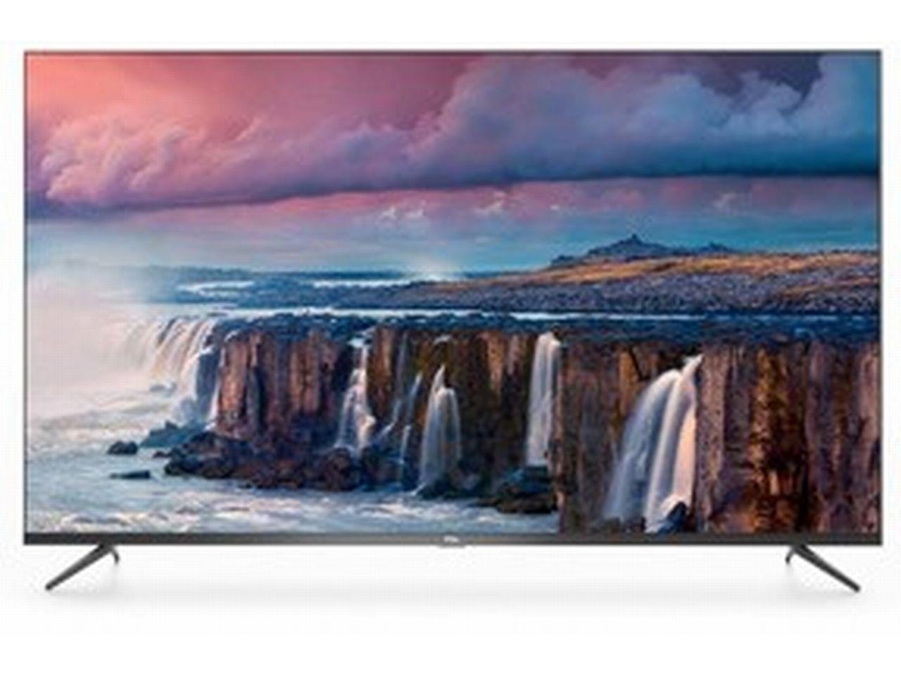 【TCL】43型4Kスマートテレビ