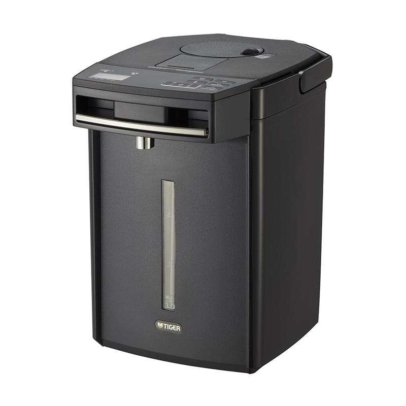 【タイガー】  VE電気まほうびん 3.0L  ブラック  PIM-G300 K